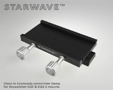 Starwave Vixen to Losmandy Adapter